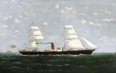 Josep Mongay i Torné (1826-1902). Barcelona 1881