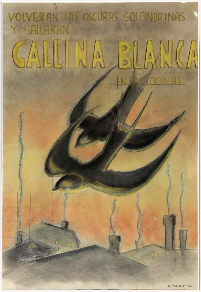 GALLINA BLANCA - 1940