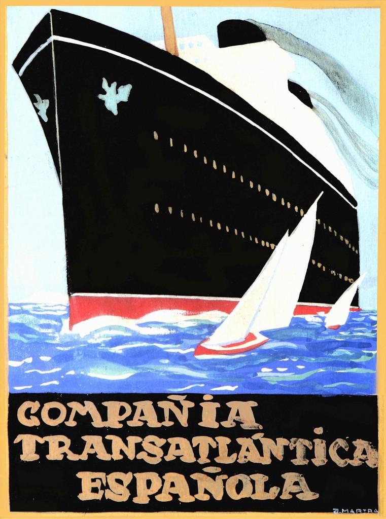 COMPAÑIA TRANSATLANTICA ESPAÑOLA
