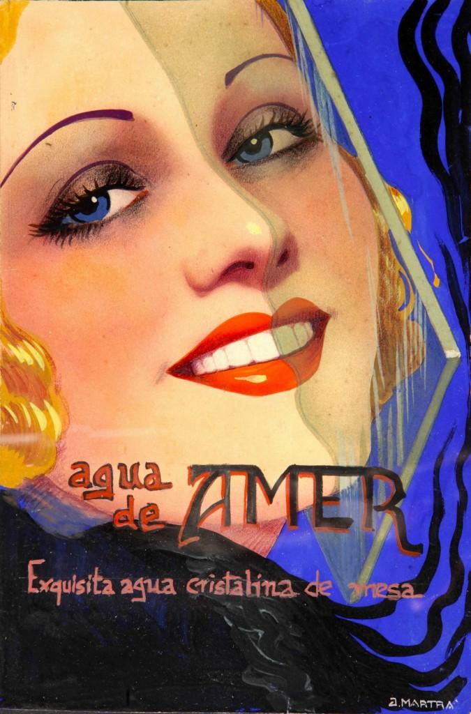 AGUA DE AMER