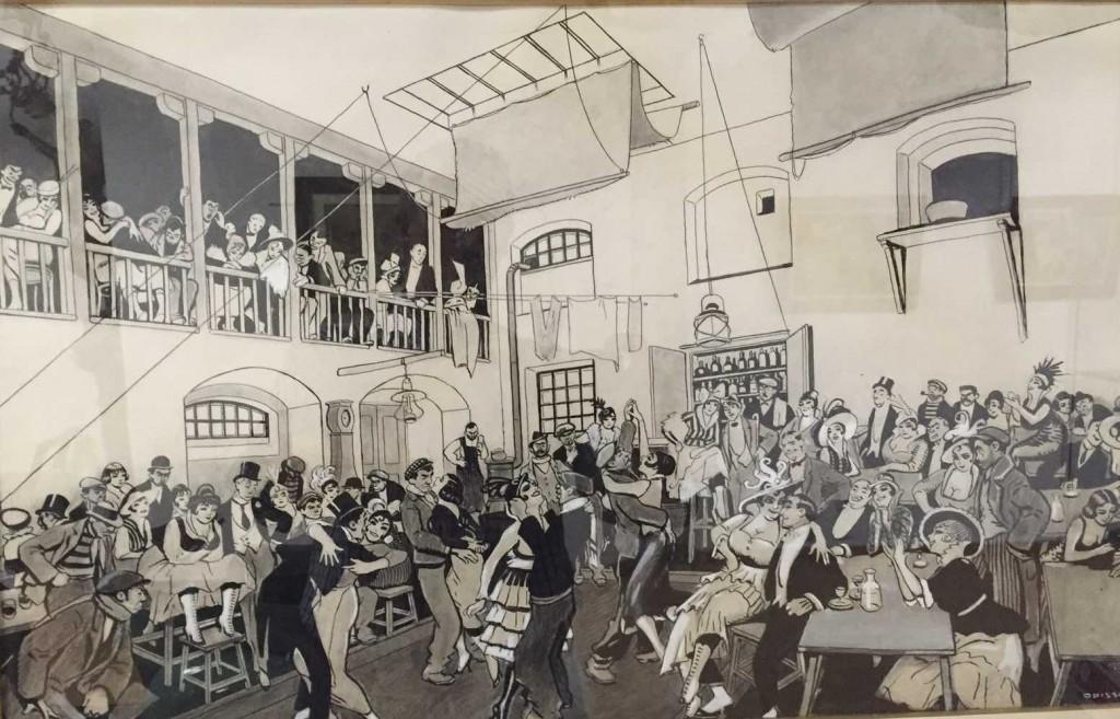 Sala de fiestas