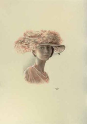 El barret de Plomes.