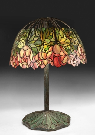 LOUIS CONFORT TIFFANY. c.1940.