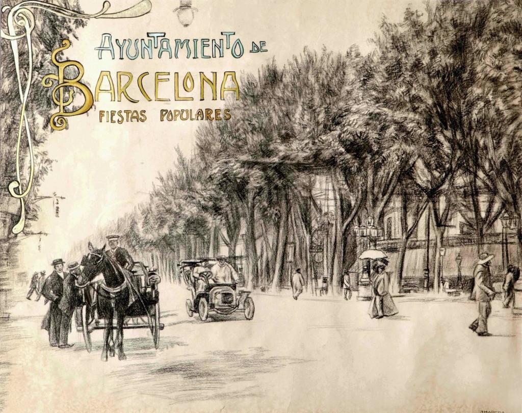 FIESTAS POPULARES - AYUNTAMIENTO DE BARCELONA