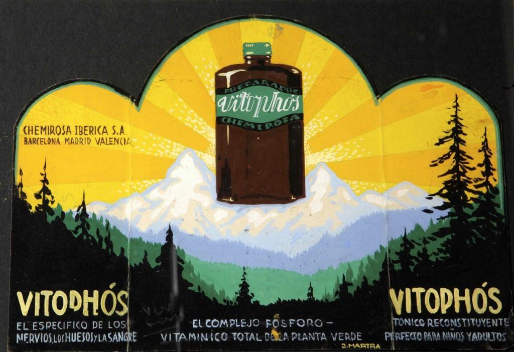 VITOPHÓS -PREPARADOS CHEMIROSA