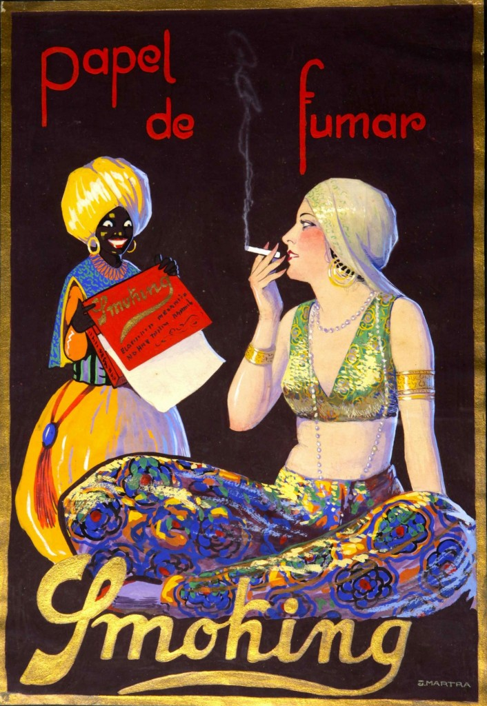 PAPEL DE FUMAR SMOKING