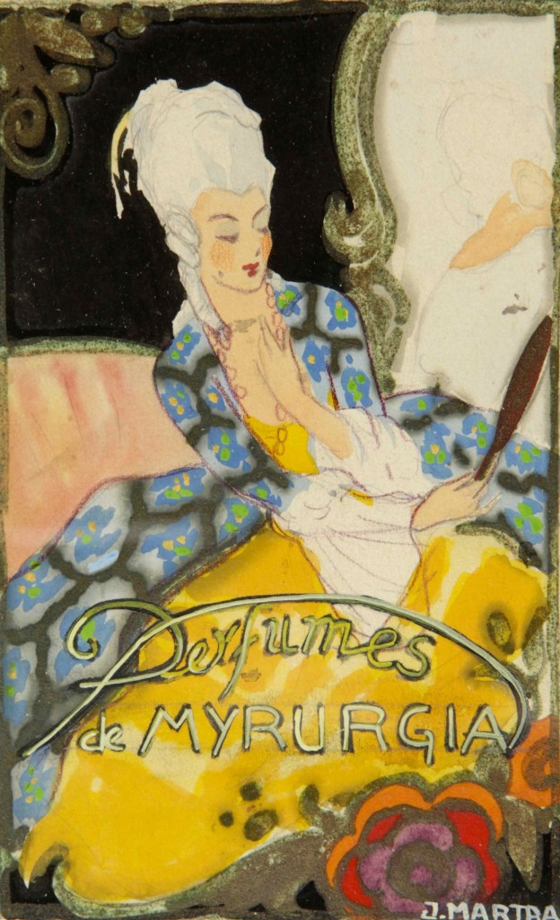 PERFUMES DE MYRURGIA